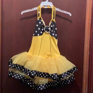 Curtain Call Child's Dance Costume